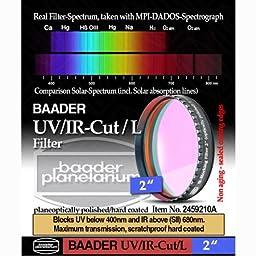 Baader Planetarium UV IR-Cut Telescope Filter 2\