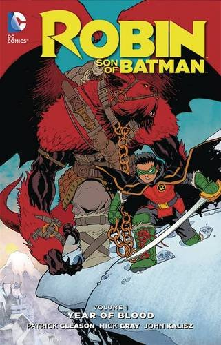 Robin: Son of Batman, Volume 1: Year of Blood