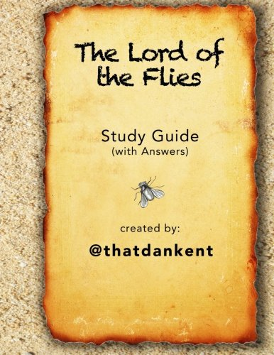 lord of the flies study guide This lesson offers a series of study guide questions that cover the main plot points, characters, setting, and the main ideas presented in ''the lord of the flies '.