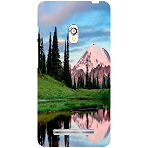 Asus Zenfone 5 A501CG Back Cover - Scenic Designer Cases
