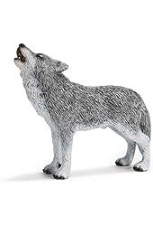 Schleich Wolf Howling Figure
