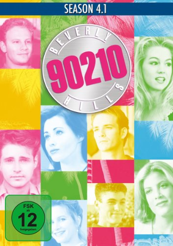 Beverly Hills, 90210 - Season 4.1 [4 DVDs]