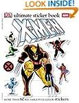 Ultimate Sticker Book: X-Men