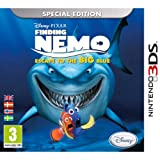 Finding Nemo: Escape To The Big Blue 3D Nintendo 3DS