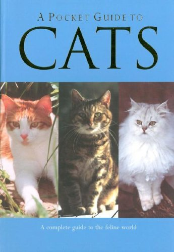 A Pocket Guide To Cats (Reference Guide), Emily Williams