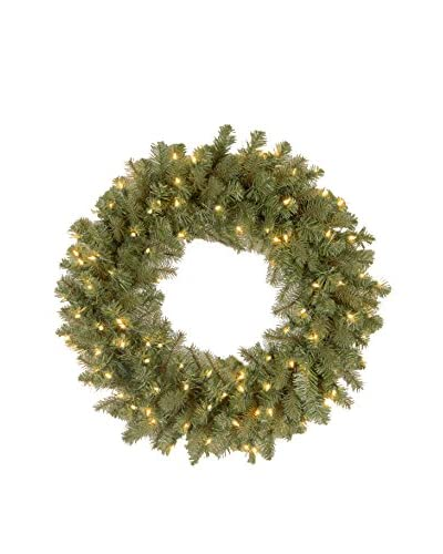 "National Tree Company 26"" ""Feel Real"" Wreath"
