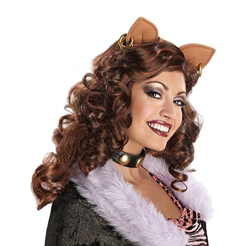 Wolf Wig Costume for Women