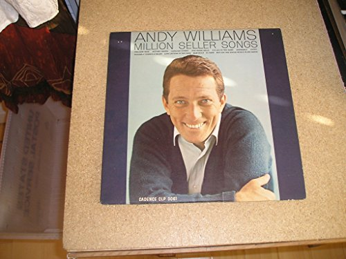 Andy Williams - Million Seller Songs - Zortam Music