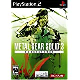 Metal Gear Solid 3: Subsistence (PS2)by Konami