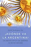 img - for A Donde Va La Argentina? (Spanish Edition) book / textbook / text book