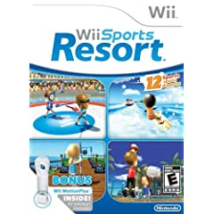 Wii Sports Resort & Wii Motion Plus