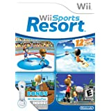 Wii Sports Resort (Wii) with Wii MotionPlus Accessoryby Nintendo