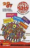 echange, troc Jimmy Gallier, Collectif - Le guide de la musique : 20 ans, avec un fascicule