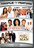 51RA6lKx44L. SL160  Deliver Us From Eva / Something New / The Best Man (Triple Feature) Reviews