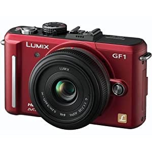 Panasonic Lumix DMC-GF1 12.1MP Micro