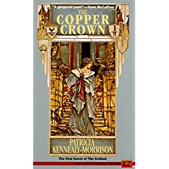 The Copper Crown (Keltiad) by Patricia Kennealy