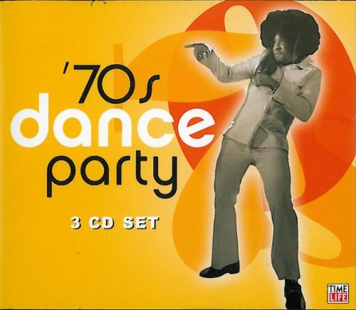 70s Dance Party 3 CD Set by A Taste of Honey, Cher, Wild Cherry, Lou Rawls and The Miracles