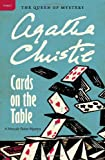 Agatha Christie Cards on the Table (Hercule Poirot Mysteries)