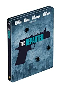 The Departed (Limited Edition SteelBook) [Blu-ray] (Bilingual)