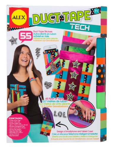 ALEX Toys Do-it-Yourself Wear Duct Tape Tech Kit - 1