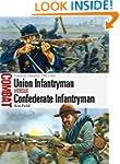 Union Infantryman vs Confederate Infa...