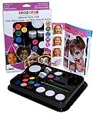 Snazaroo - 12945 - Palette De Maquillage - Spécial Fêtes