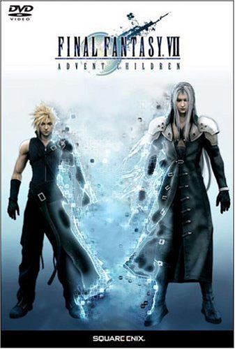 Final Fantasy VII: Advent Children DVD (1 Disc)