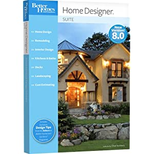 Better Homes and Gardens Home Designer Suite 80 OLD