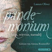 Pandemonium (Amor-Trilogie 2) Hörbuch von Lauren Oliver Gesprochen von: Annina Braunmiller-Jest