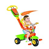 Kinderdreirad Smart Trike DX Deluxe - orange