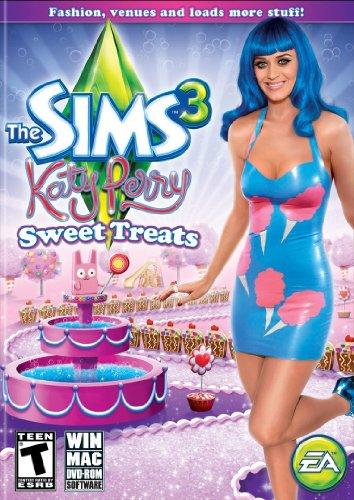 The Sims 3: Katy Perry Sweet Treats