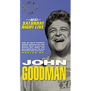john goodman on snl