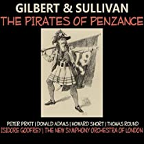Gilbert,Sullivan: The Pirates Of Penzance The New Symphony Orchestra of London