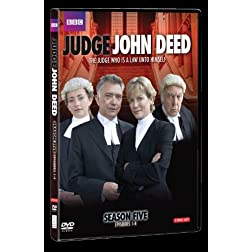Judge John Deed: Season Five