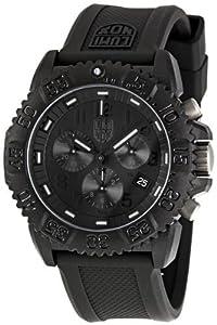 Luminox Rubber Strap Black Dial Men's Watch - 3081.BO [Watch] Luminox