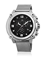 Joshua & Sons Reloj con movimiento cuarzo suizo Man JS58SSB 50 mm