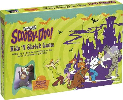 Scooby-Doo Hide and Shriek Game - Buy Scooby-Doo Hide and Shriek Game - Purchase Scooby-Doo Hide and Shriek Game (Pressman, Toys & Games,Categories,Games,Board Games)