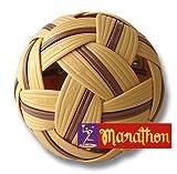 セパタクローボール Marathon社製 MT201 競技用ボール 茶