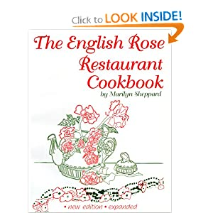 The English Rose Restaurant Cookbook