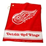 NHL Detroit Red Wings Woven Towel