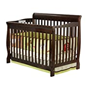 Stork Craft Avalon 4 In 1 Convertible Crib Baby Gear And