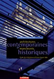 img - for Architectures contemporaines et monuments historiques (French Edition) book / textbook / text book