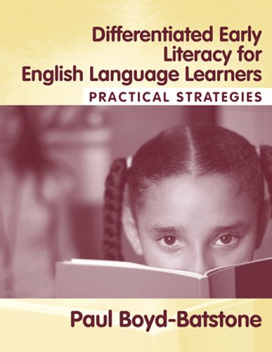 Differentiated Early Literacy for English Language...