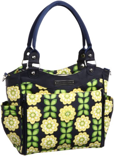 Petunia Pickle Bottom City Carryall In Passport To Prague front-991563