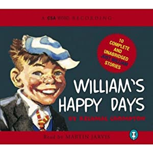 William's Happy Days Audiobook