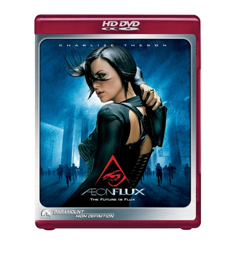 Cover art for  Aeon Flux [HD DVD]