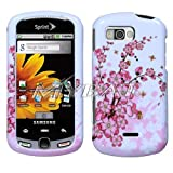 Spring Flowers Snap On Protector Case for Samsung Moment M900 Sprint ~ Mybat