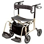 Carex Ultra Ride Roller Walker A228