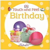 Touch and Feel: Birthday