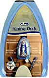 Wall Mounted Over Door Ironing Dock Iron & Ironing Board Holder Minky New